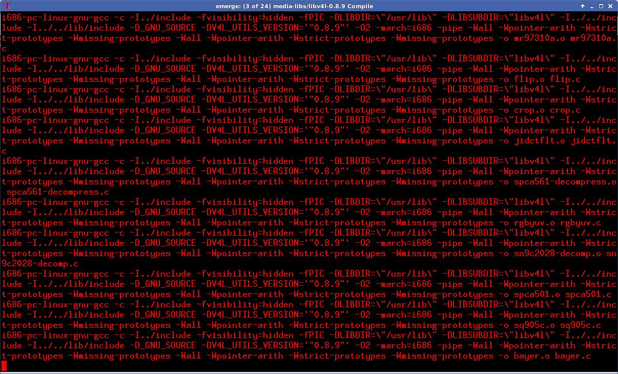 CompilerSpew