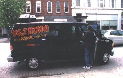 KCMQ Remote Broadcast
